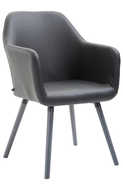 Stuhl Picard V2 Kunstleder Grau