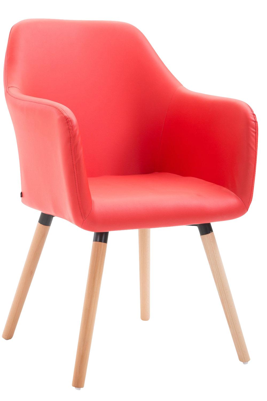 Stuhl Picard V2 Kunstleder natura (eiche)